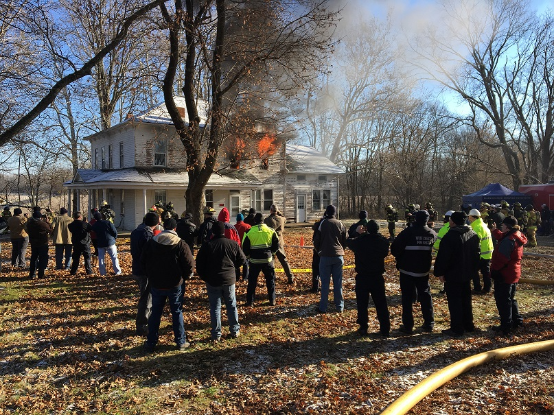 UL Partners with Ohio Fire Department to Conduct Fire Testing in Vacant Homes, as Featured on WHIO