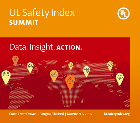 UL to host UL Safety Index™ Summit addressing global safety issues