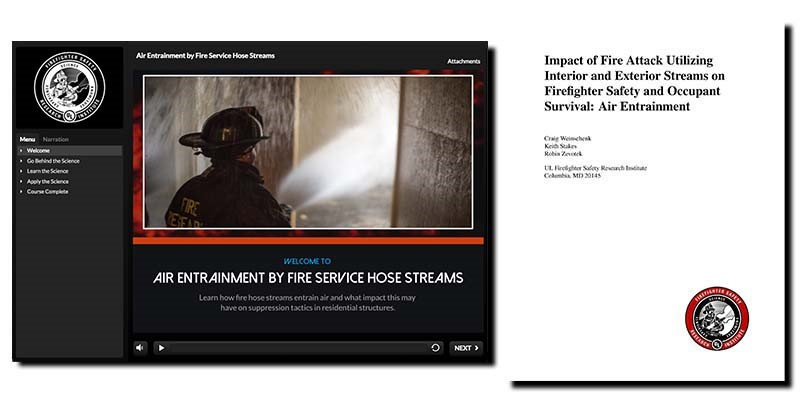 Air Entrainment Research Report and Online Training Released