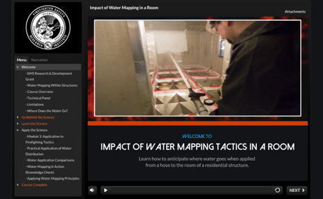 Water Mapping Research Report and Online Training Released