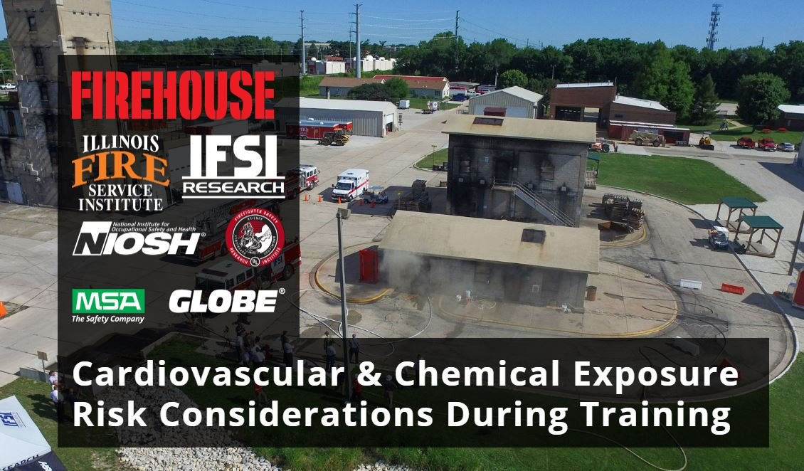 Firehouse Supplement Highlights Cardiovascular and Chemical Exposures During Training