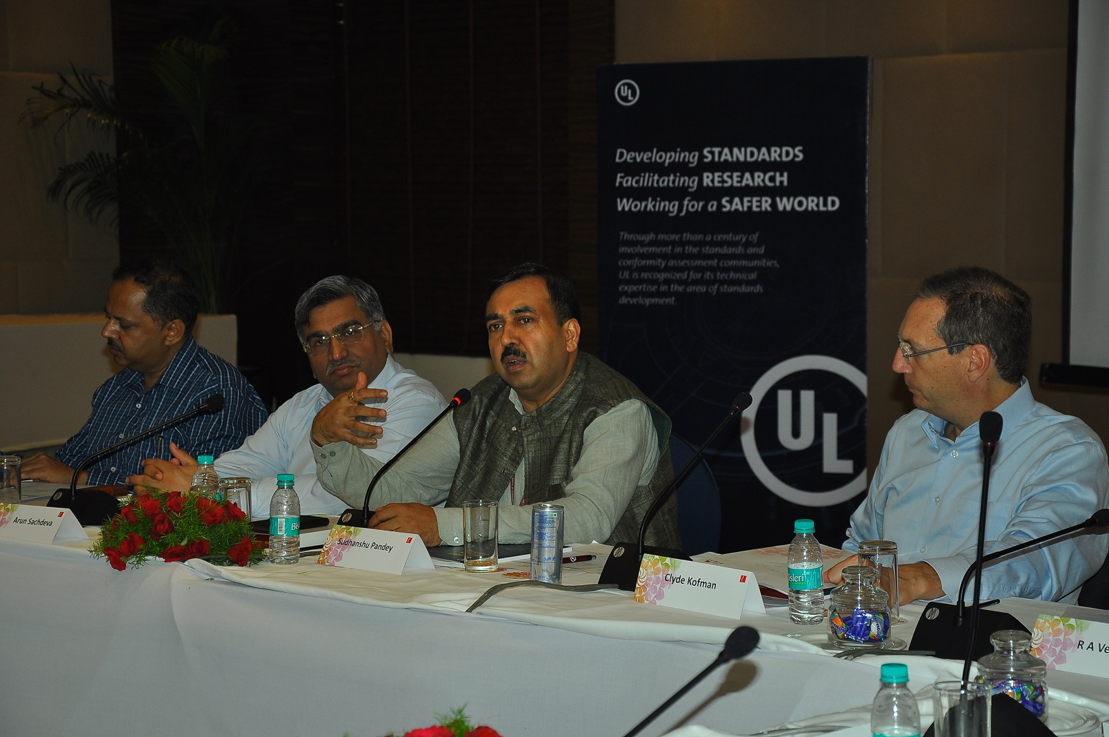 UL Standards with stakeholders in India