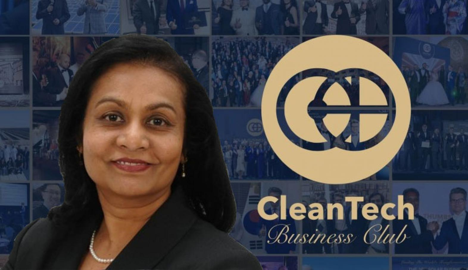 Underwriters Laboratories Research Director Dr. Judy Jeevarajan spoke as a panelist on the topic of Energy Storage at the first World CleanTech Week e-Convention