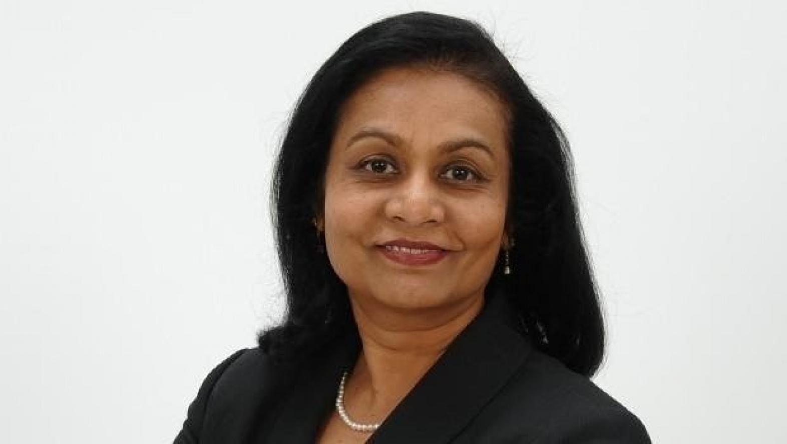 Underwriters Laboratories Research Director Judy Jeevarajan, Ph.D.