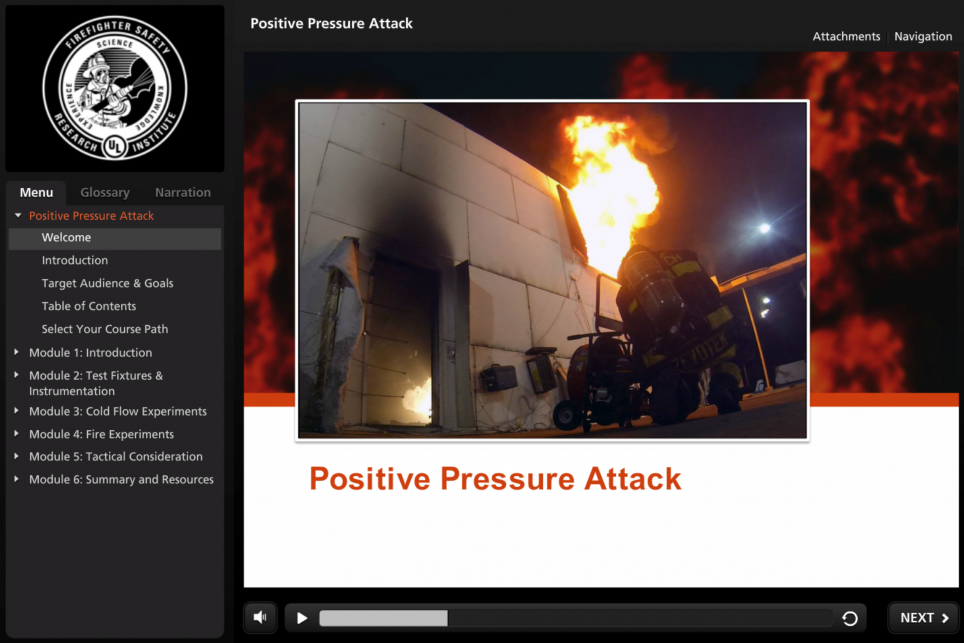 Online Training Program Released on Positive Pressure Ventilation and Positive Pressure Attack