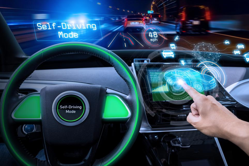Setting controls in an autonomous vehicle