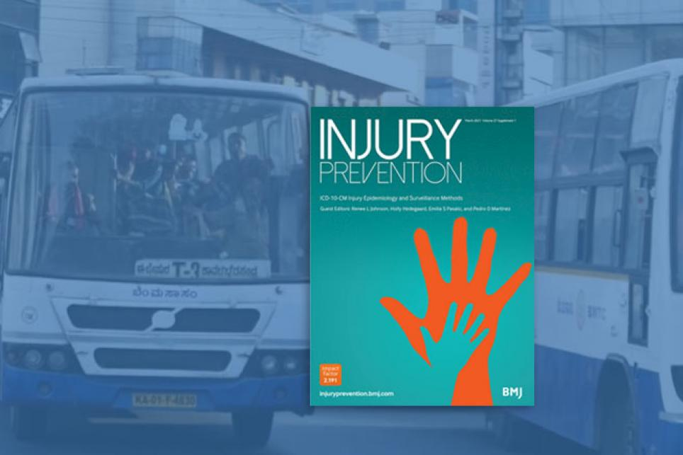 Injury Prevention journal cover